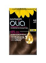 Garnier Olia Permanent Hair Colour 6.0 Light Brown