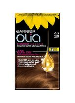 Garnier Olia Permanent Hair Colour 6.3 Golden Brown