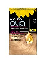 Garnier Olia Permanent Hair Colour 9.3 Golden Light Blonde
