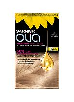 Garnier Olia Permanent Hair Colour 10.1 Very Light Ash Blonde.