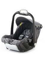 Mutsy Safe2Go Rider Car Seat - Active Black