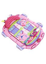 Bright Starts Tummy Cruiser Baby Play Mat - Pink