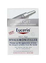Eucerin Anti Ageing Hyaluron Filler Day Cream with SPF 15 & UVA protection 50ml
