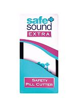 Safe & Sound extra safety pill cutter