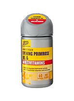 Boots Evening Primrose Oil & Multivitamins - 60 Capsules
