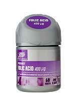 Boots FOLIC ACID 400 µg 60 tablets
