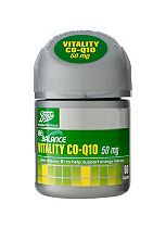Boots RE:BALANCE VITALITY CO-Q10 50 mg  60 capsules