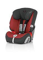 Britax Evolva 1-2-3 Plus Car Seat - Chili Pepper
