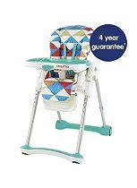 Cosatto Umami 3-in-1 High Chair - Deco