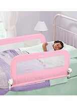 Summer Infant Grow With Me Double Baby Bed rail - Pink