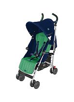 Maclaren Quest Pushchair - Medieval Blue & Jelly Bean