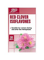 Boots Red Clover Isoflavones 40 mg