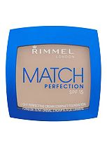 Rimmel London Match Perfect Cream Compact Foundation