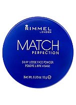 Rimmel London Match Perfection Silky Loose Powder