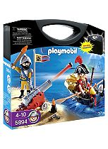 Playmobil Pirate Case Set