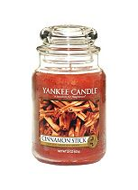Yankee Candle® Cinnamon Stick Large Jar Candle