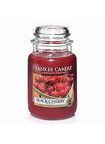 Yankee Candle Large Jar Candle - Black Cherry