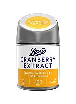 Boots Cranberry Extract 400mg - 30 tablets