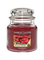 Yankee Candle Medium Jar Candle - Black Cherry