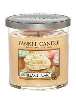 Yankee Candle Regular Tumbler Candle - Vanilla Cupcake