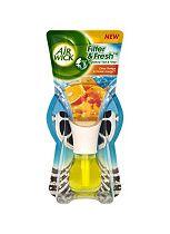 Airwick Filter & Fresh Refill Citrus Orange and Ocean Energy