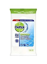 Dettol Cleansing Floor Wipes 15s