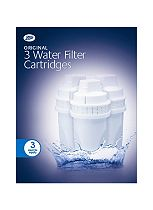 Boots Water Filter Cartridges 3 pack