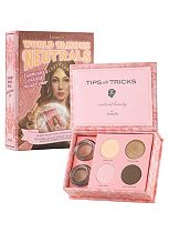 Benefit world famous neutrals easiest nudes ever... eyeshadow kit