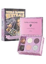 Benefit world famous neutrals sexiest nudes ever...eyeshadow kit