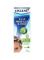 Lyclear Treatment Shampoo & Comb 200ml