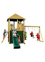 Plum® Warthog Wooden Play Centre