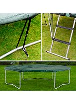 Plum® 12ft Trampoline Accessory Kit