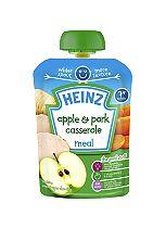 Heinz 7+ Months Mashed Apple & Pork Casserole 130g