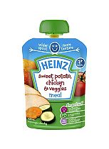Heinz 7+ Months Sweet Potato, Chicken & Veggies Meal 130g