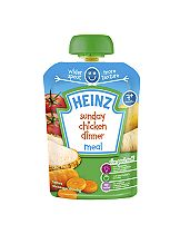 Heinz 7+ Months Sunday Chicken Dinner Meal 130g