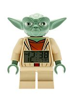 LEGO™  Star Wars Yoda clock
