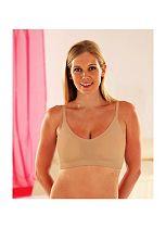 Emma Jane Maternity & Nursing Bra - Skin