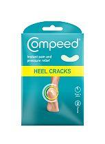 COMPEED ® Cracked heel plasters x2