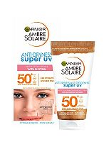 Garnier Ambre Solaire Sensitive Face & Neck SPF50+ 50ml