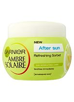 Garnier Ambre Solaire Aftersun Refreshing Sorbet -Melon 300ml