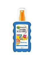 Garnier Ambre Solaire Resisto Kids Coloured Sun Protection Spray SPF50+ 200ml