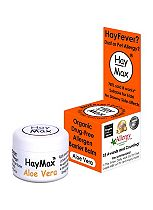 HayMax Organic Drug-Free Pollen Barrier Balm Aloe Vera 5ml