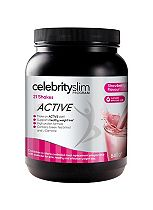 Celebrity Slim active shake  strawberry