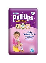 Huggies® Pull-Ups® Disney Princess Night-Time Girls Size 6 Potty Training Pants - 1 x 10 Pants