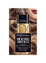 L'Oreal Preference Mousse Absolue Permanent Hair Colour Natural Dark Blonde 700