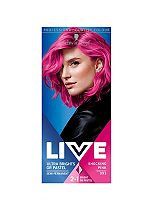 Schwarzkopf LIVE Ultra Brights 093 Shocking Pink Hair Dye