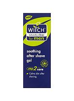 Witch Naturally Clear for Men Soothing After Shave Gel Step 2 Care 35ml