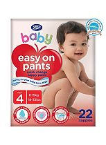 Boots Easy On Pants Size 4 Maxi - 1 x 22 Pants