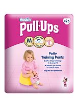 Huggies®  Pull-Ups® Girls Economy Pack Size 5 Potty Training Pants 1 x 26Pack