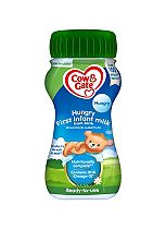 Cow & Gate Ready to Feed Milk for Hungrier Babies 200ml